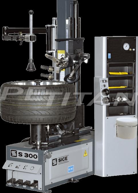 Sice S300 szerelővasmentes kerékszerelő 2