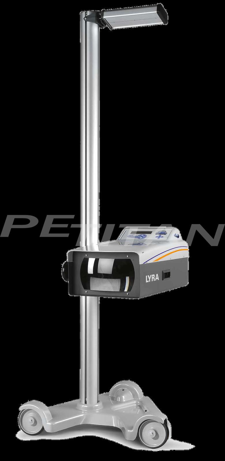 Tecnolux LYRA fényszóró-ellenőrző, -beállító 1