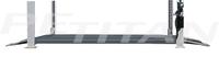 Space SQ 350 négyoszlopos emelő 3