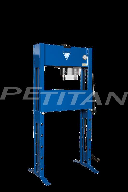 AC Hydraulic PJ16H prés 3