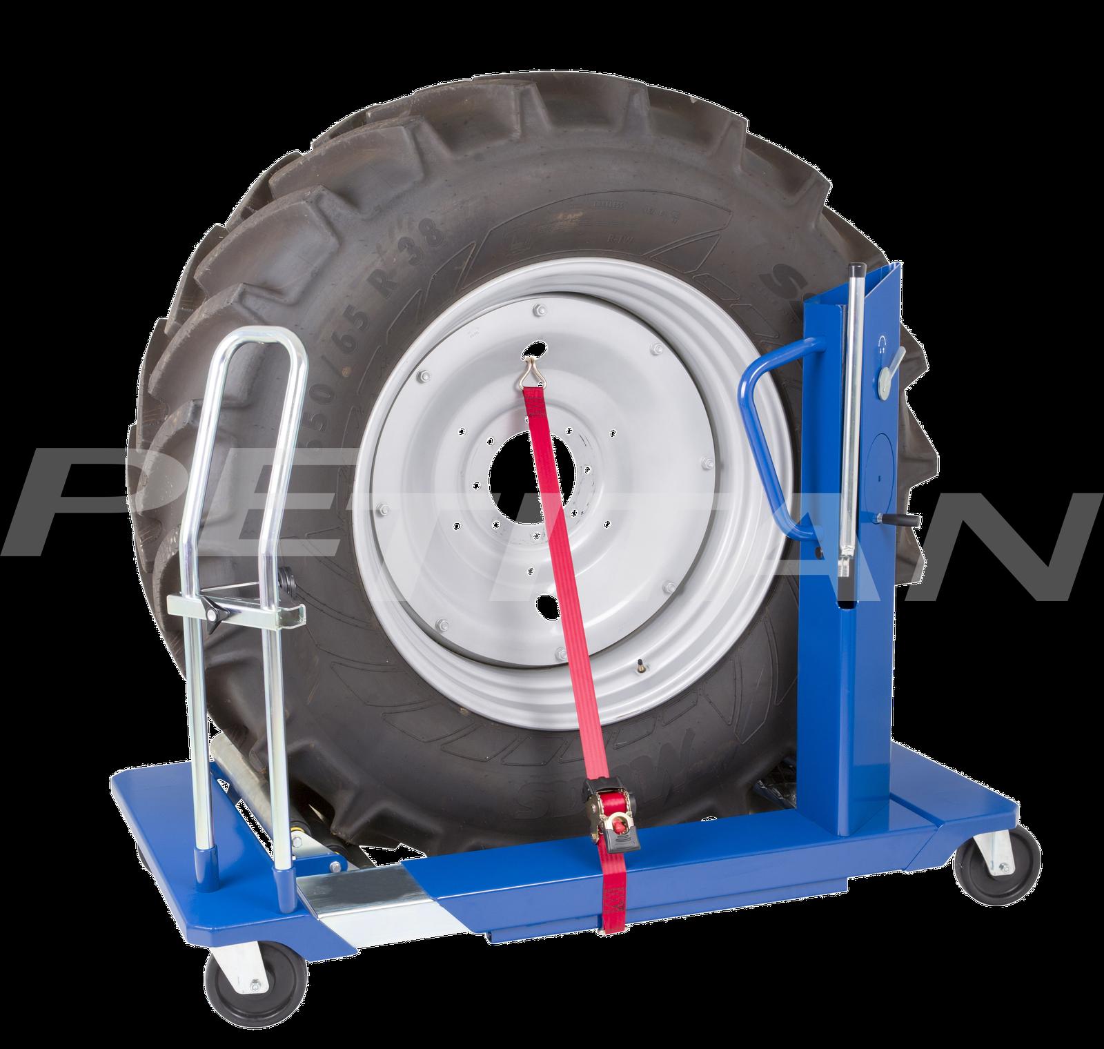AC Hydraulic WT1500N keréktargonca 4
