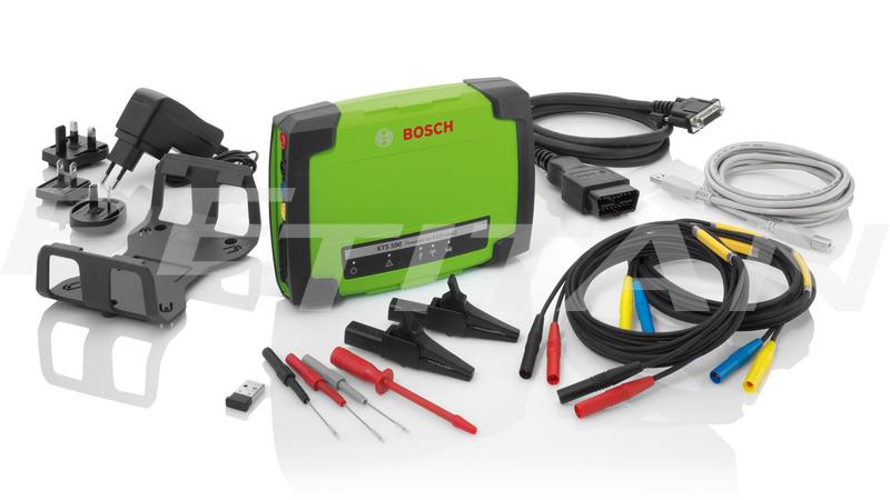 Bosch KTS 590 diagnosztikai műszer 3