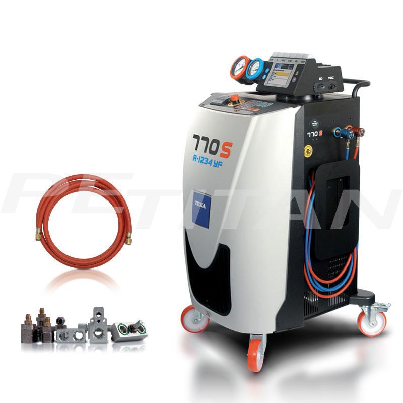 Texa Konfort 770S klímaszerviz-berendezés 5