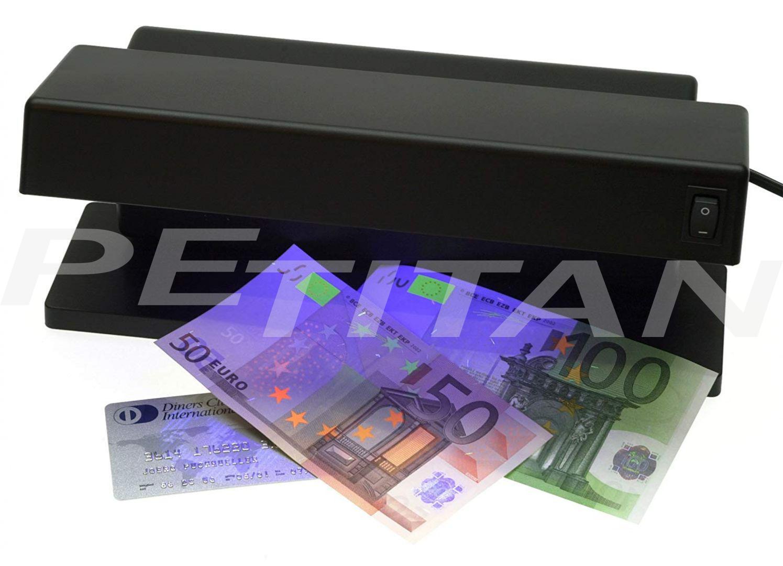 UV lámpa - bankjegyvizsgáló - okmányvizsgáló 1