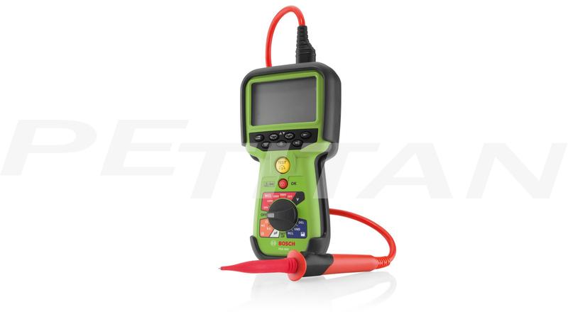 Bosch FSA 050 villamos- és hibridjármű teszter 1