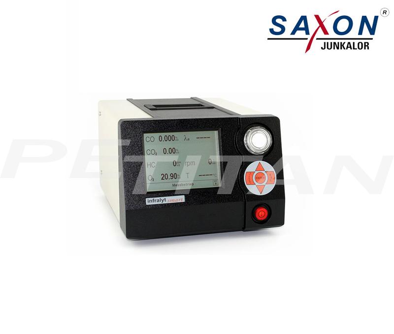 Saxon-Junkalor Infralyt Smart gázelemző 1