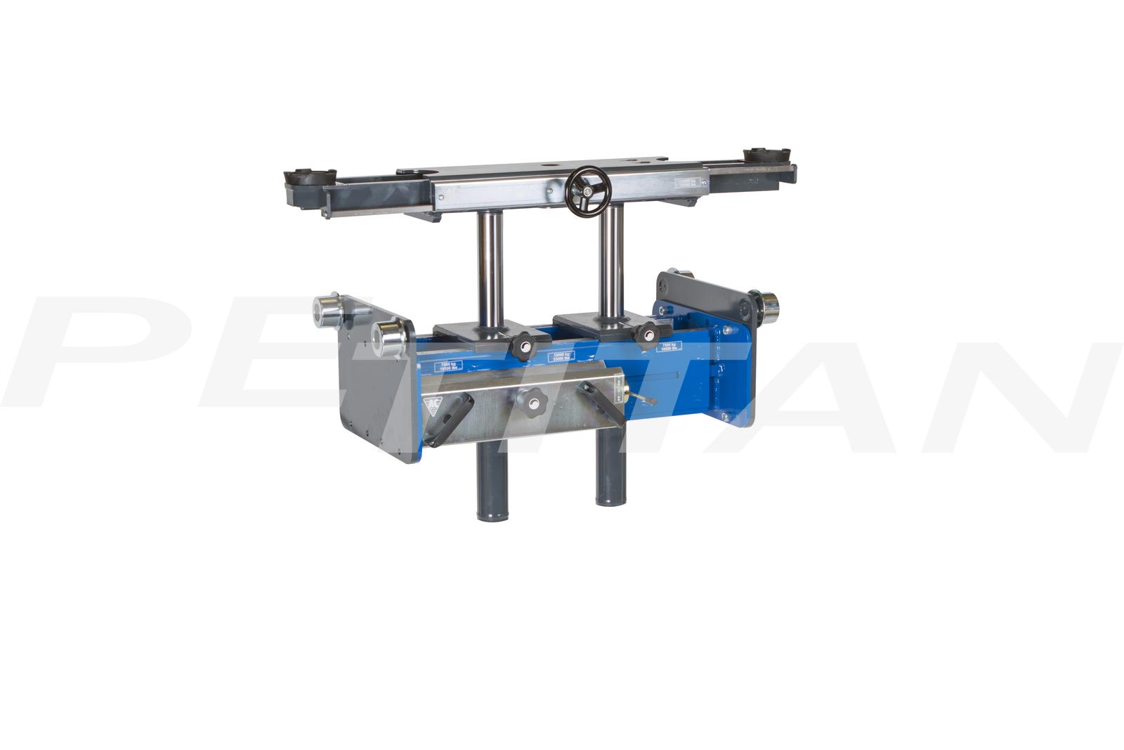 AC Hydraulic GD100-2 aknaperem-emelő 5