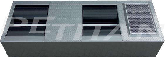 AHS ELP300 teljesítménymérő pad 6