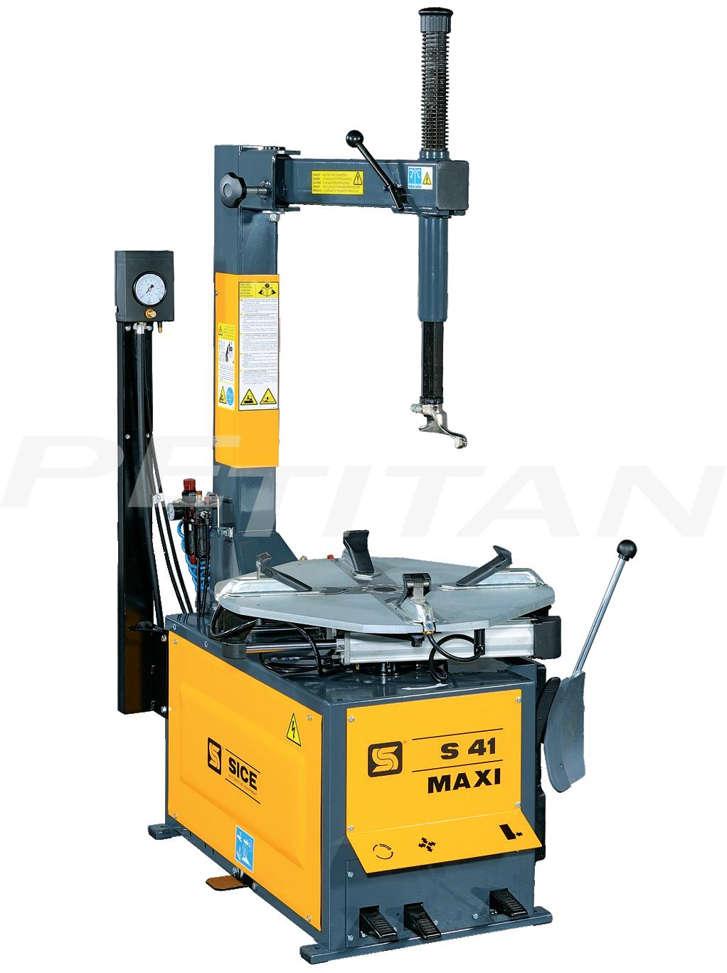 Sice S41 MAXI félautomata kerékszerelő 1