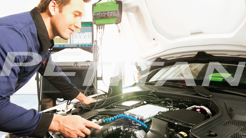 Bosch FSA 500 járműrendszer-mérőmodul 4