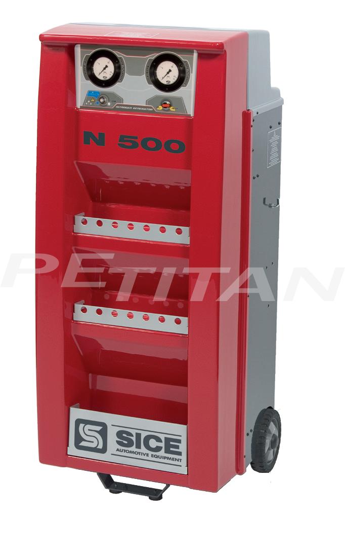 Sice N300 nitrogén-inflátor 2