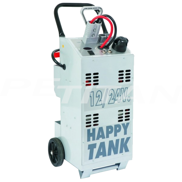 Spin  HAPPY TANK PLUS 12-24V akkumulátortöltő, gyorsindító, bikázó 1