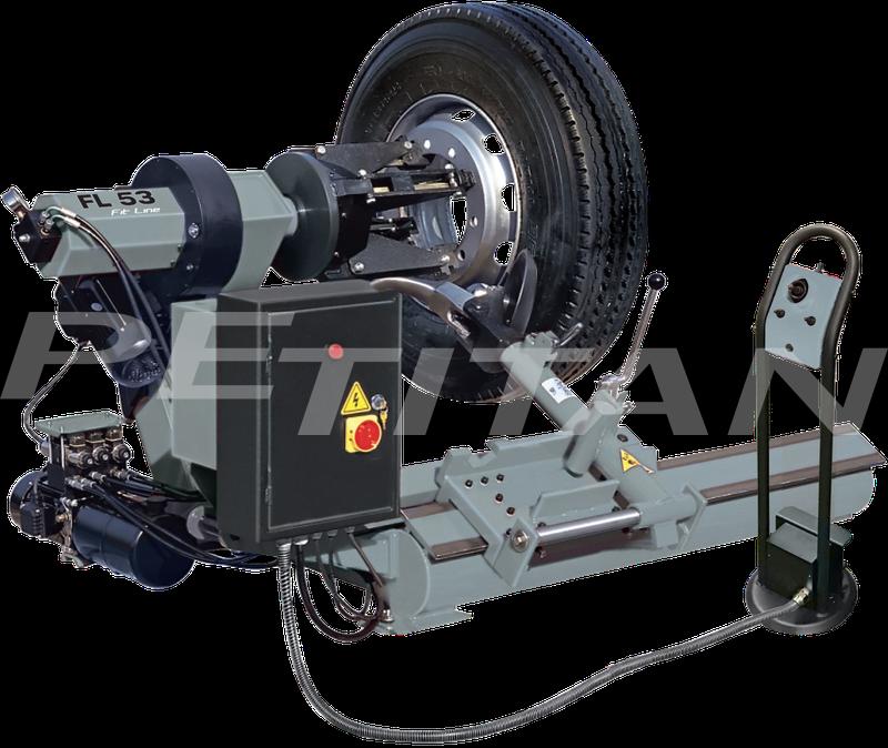 Sice Fit Line FL53 tehergépjármű-kerékszerelő 1