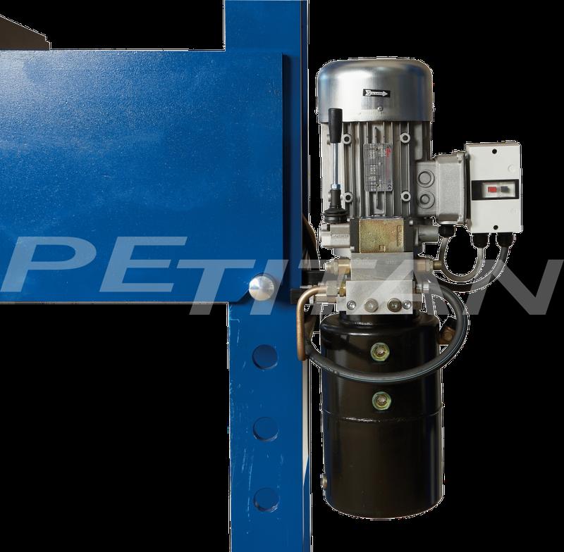 AC Hydraulic P60EH2 prés 3