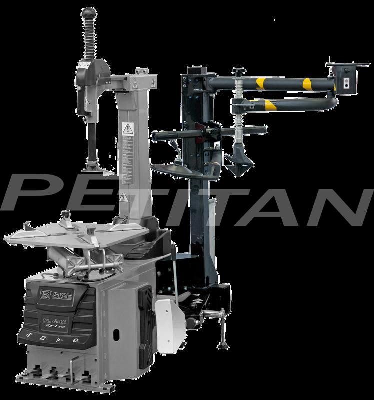 Sice FL44 A 2V automata kerékszerelő 3