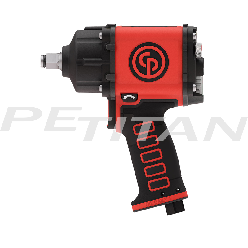 """Chicago Pneumatic CP7755 légkulcs (1/2"""") 4"""