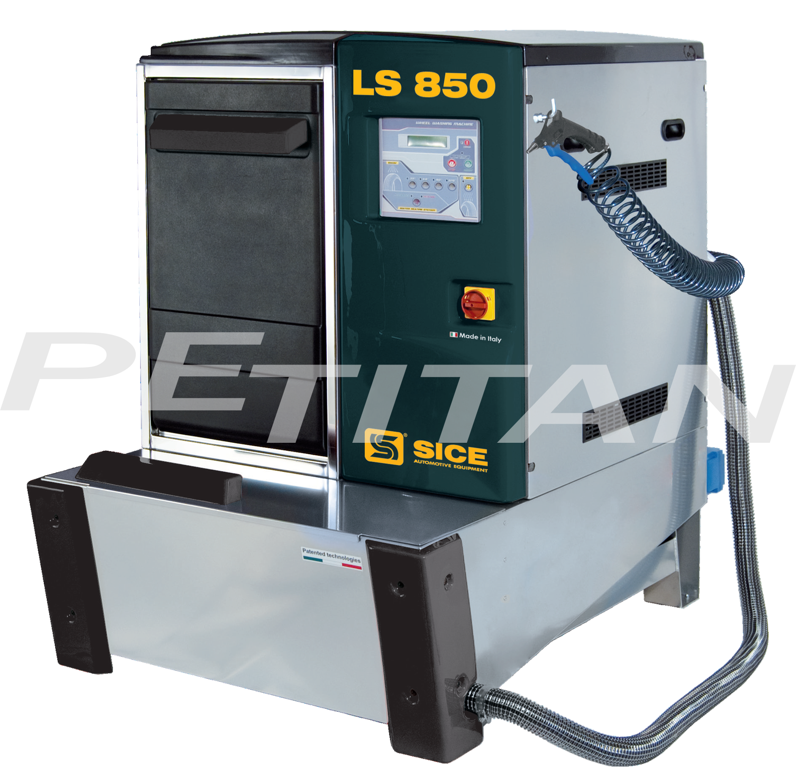 Sice LS850 B kerékmosó 1
