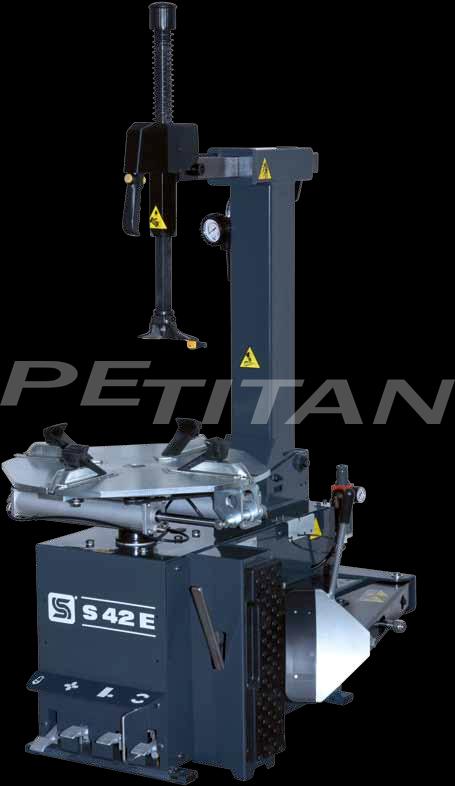 Sice S42 E automata kerékszerelő 1