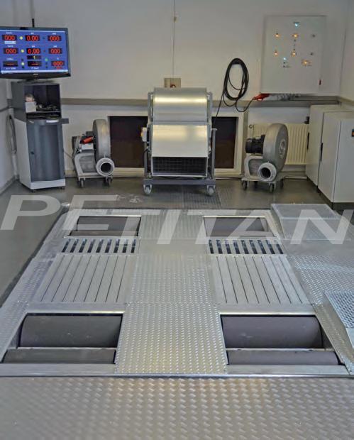 AHS ELP300 teljesítménymérő pad 4