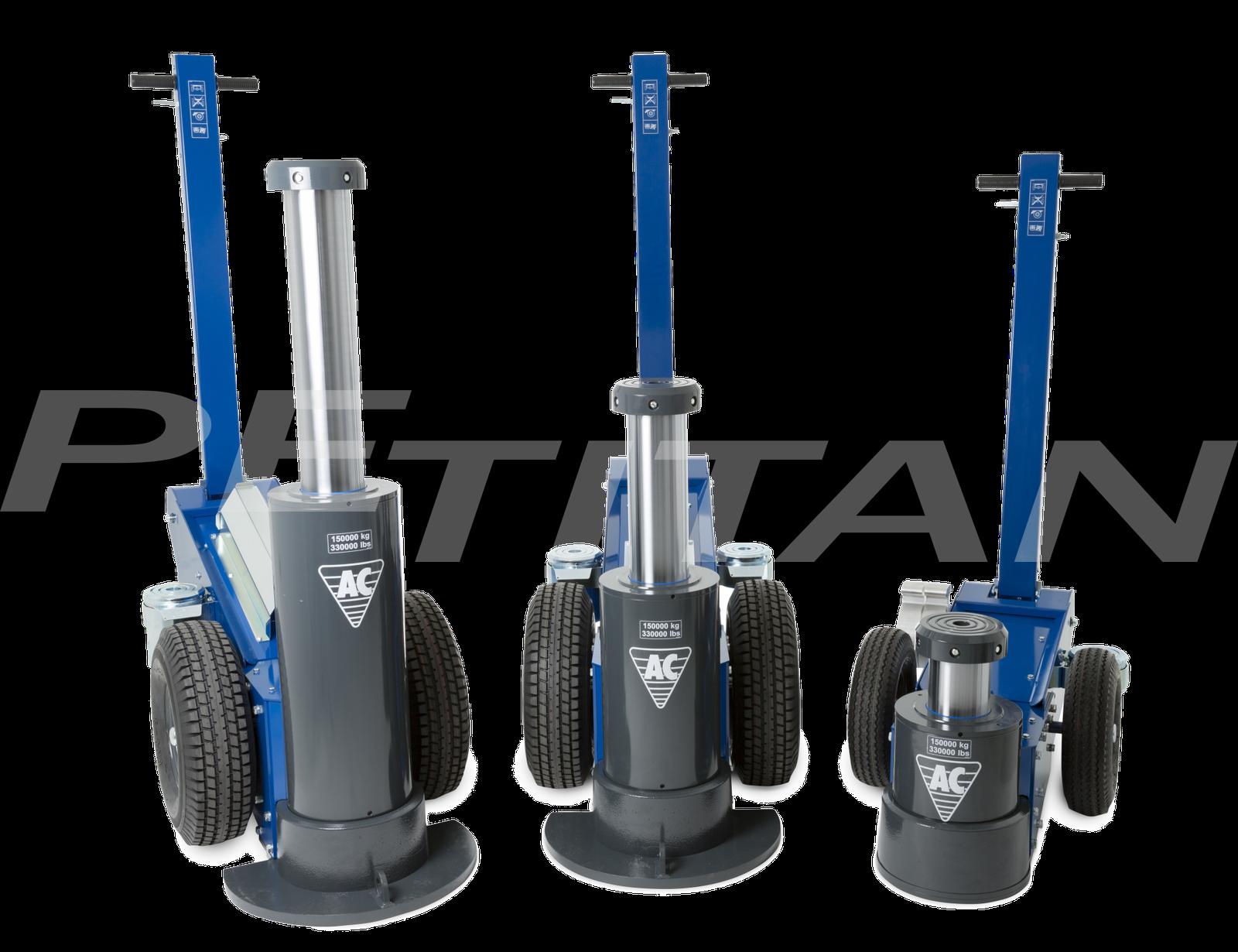 AC Hydraulic 150-1 emelő 4