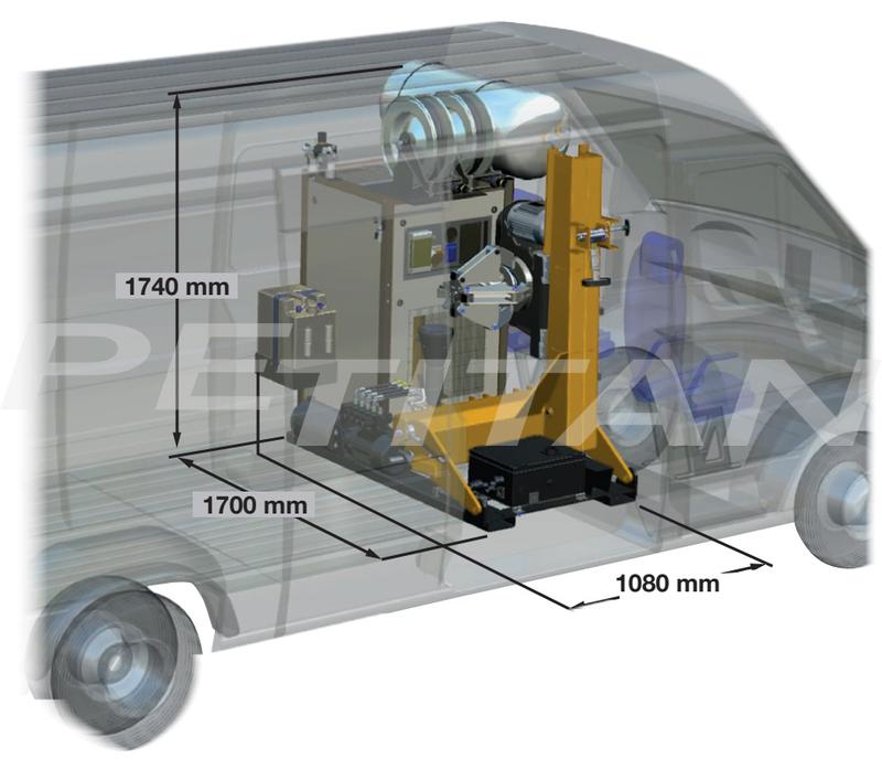 S50A Mobile teher gumiszerviz 3