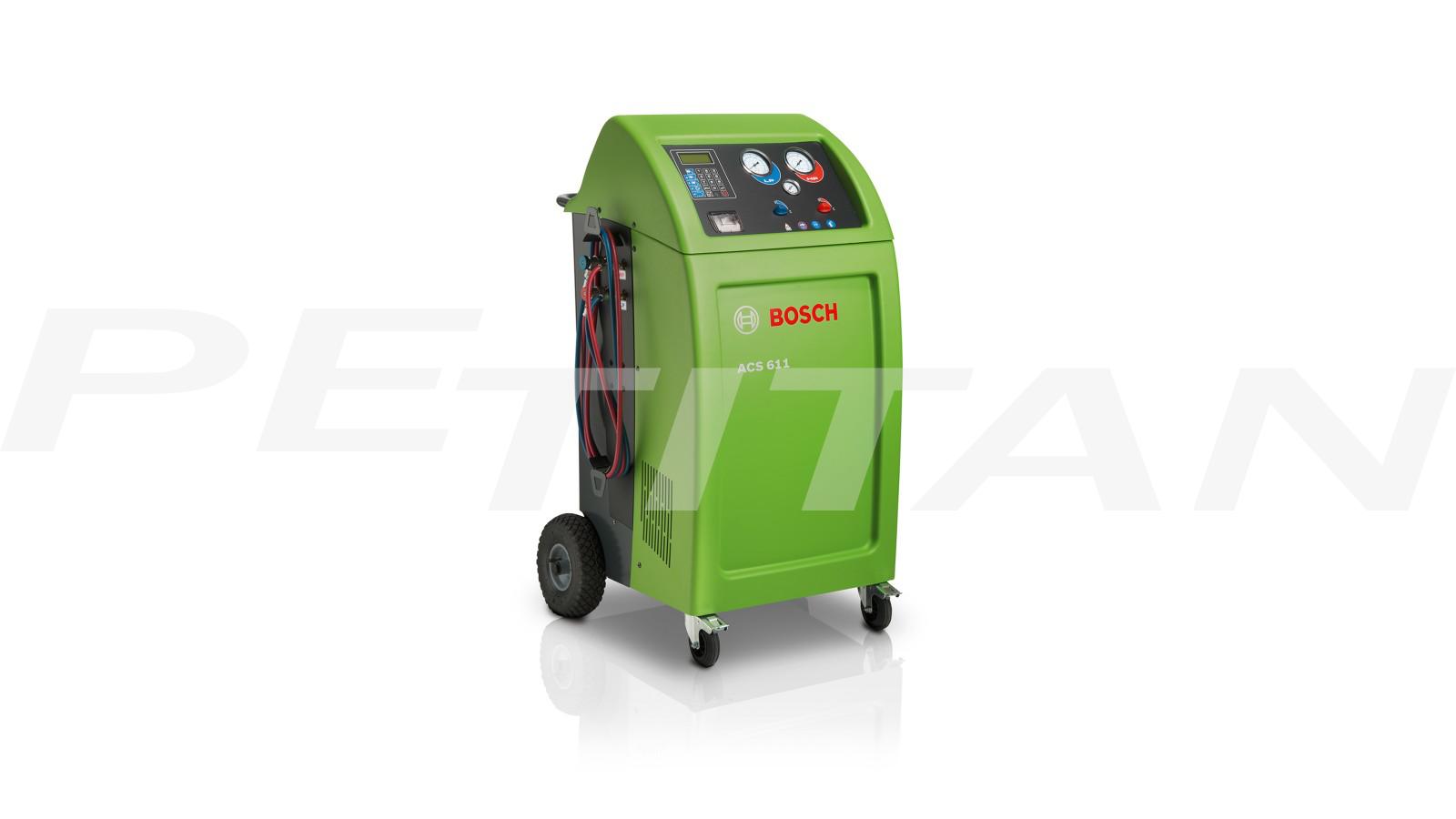 Bosch ACS 611 klímaszerviz-berendezés 1