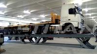 SPACE SF8825.8 tehergépkocsi emelő 4