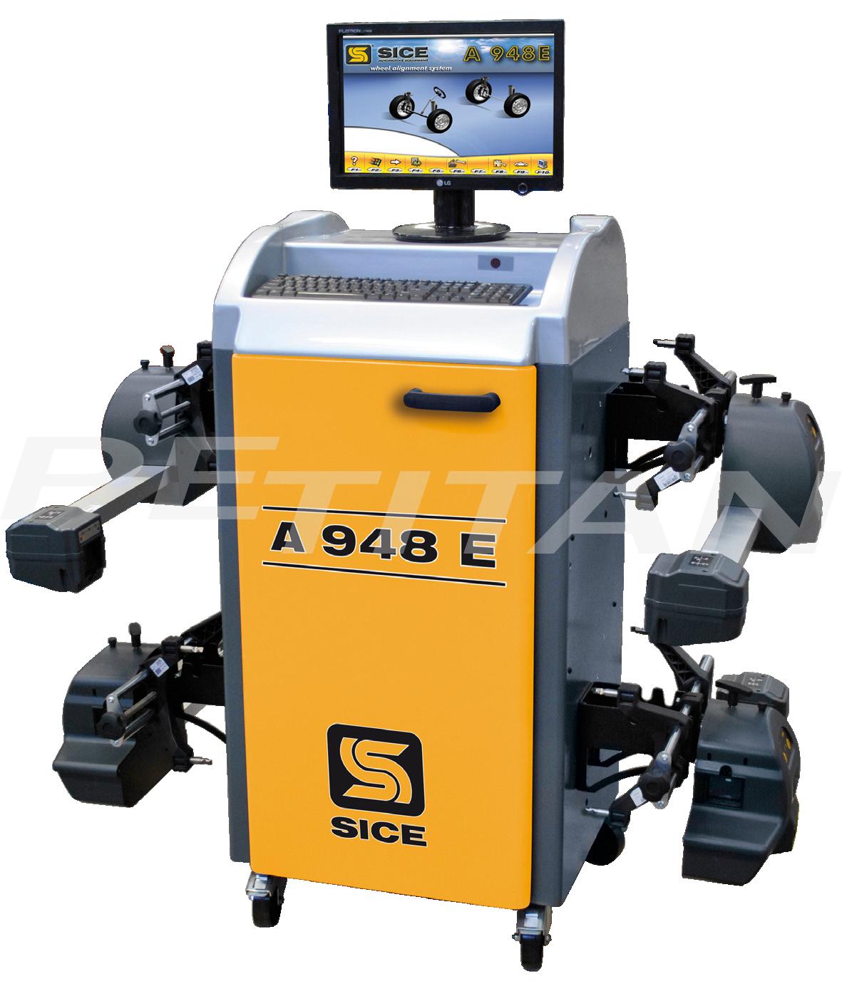 Sice A948 E futómű-beállító 1