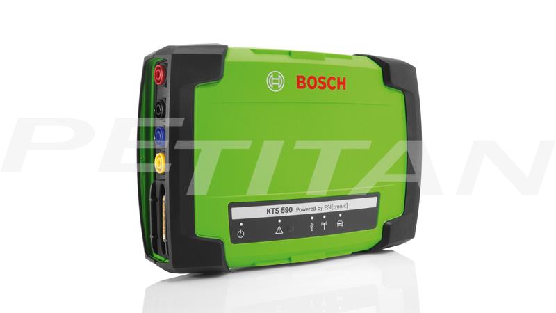 Bosch KTS 590 diagnosztikai műszer 1
