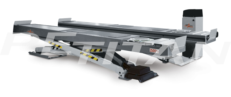 Space SF6352 ollós emelő futómű beállításhoz 1