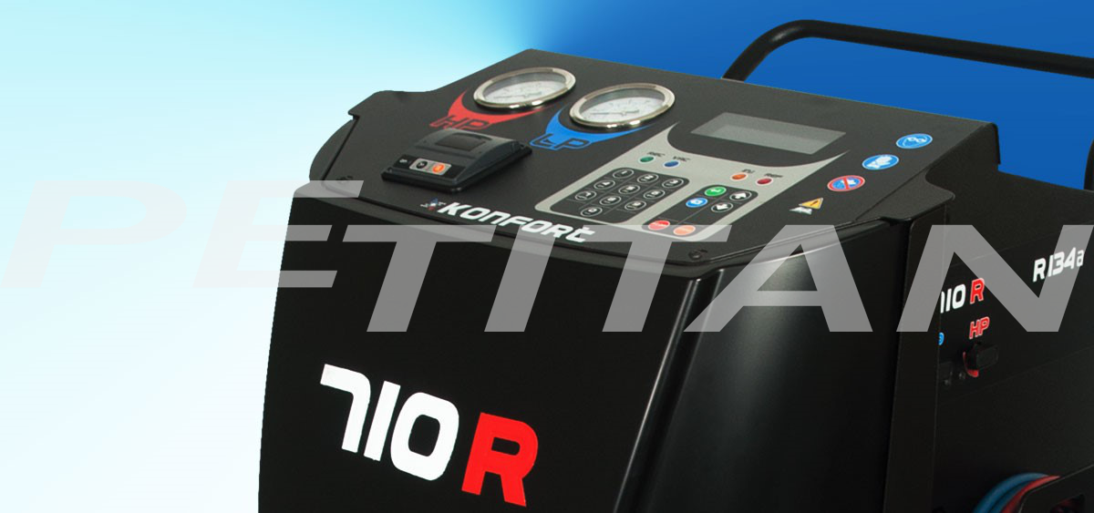 Texa Konfort 710R klímaszerviz-berendezés 6