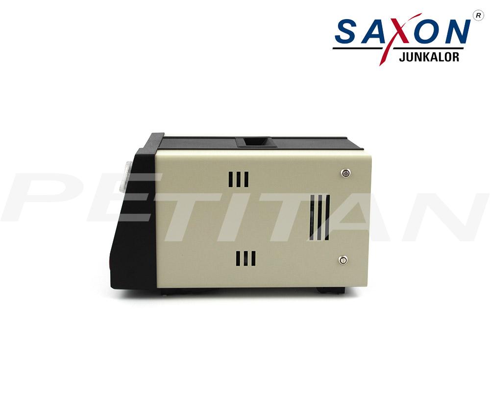 Saxon-Junkalor Infralyt Smart gázelemző 3
