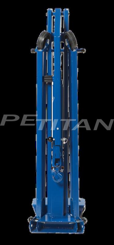 AC Hydraulic WJN5 műhelydaru 2