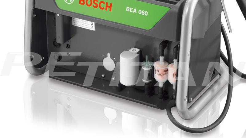 Bosch BEA 550 Benzin Uni gázelemző 2