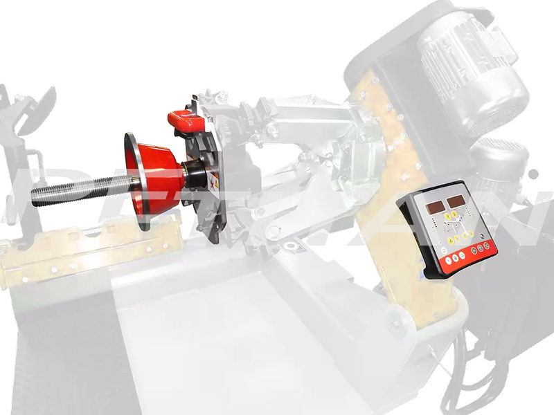 Sice S750 teher kerékkiegyensúlyozó 3