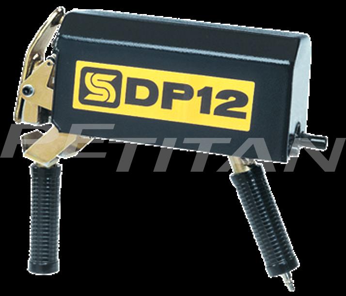 Sice DP12 pneumatikus gumiperem nyomó eszköz 1