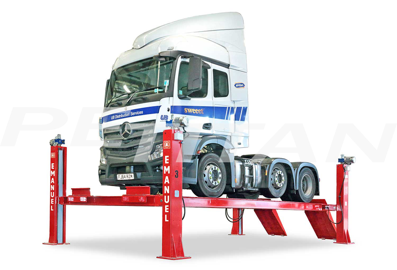 Emanuel SM 160/7 tehergépjármű emelő 1