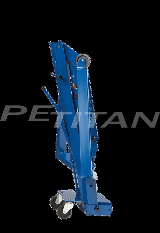 AC Hydraulic WJN5EUR műhelydaru 3