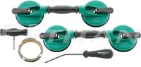Stahlwille 10350N szélvédőszerelő és -kiszedő készlet 1