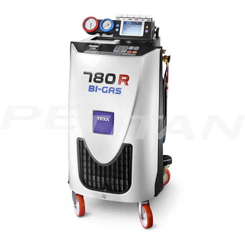 Texa Konfort 780R BI-GAS klímaszerviz-berendezés 1