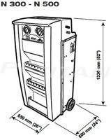 Sice N300 nitrogén-inflátor 3