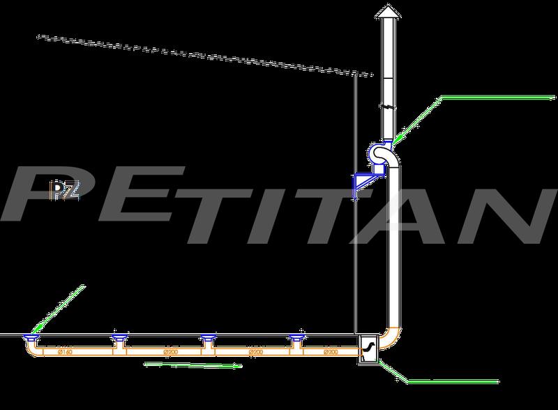 Filcar PZ süllyesztett elszívó rendszerek 5