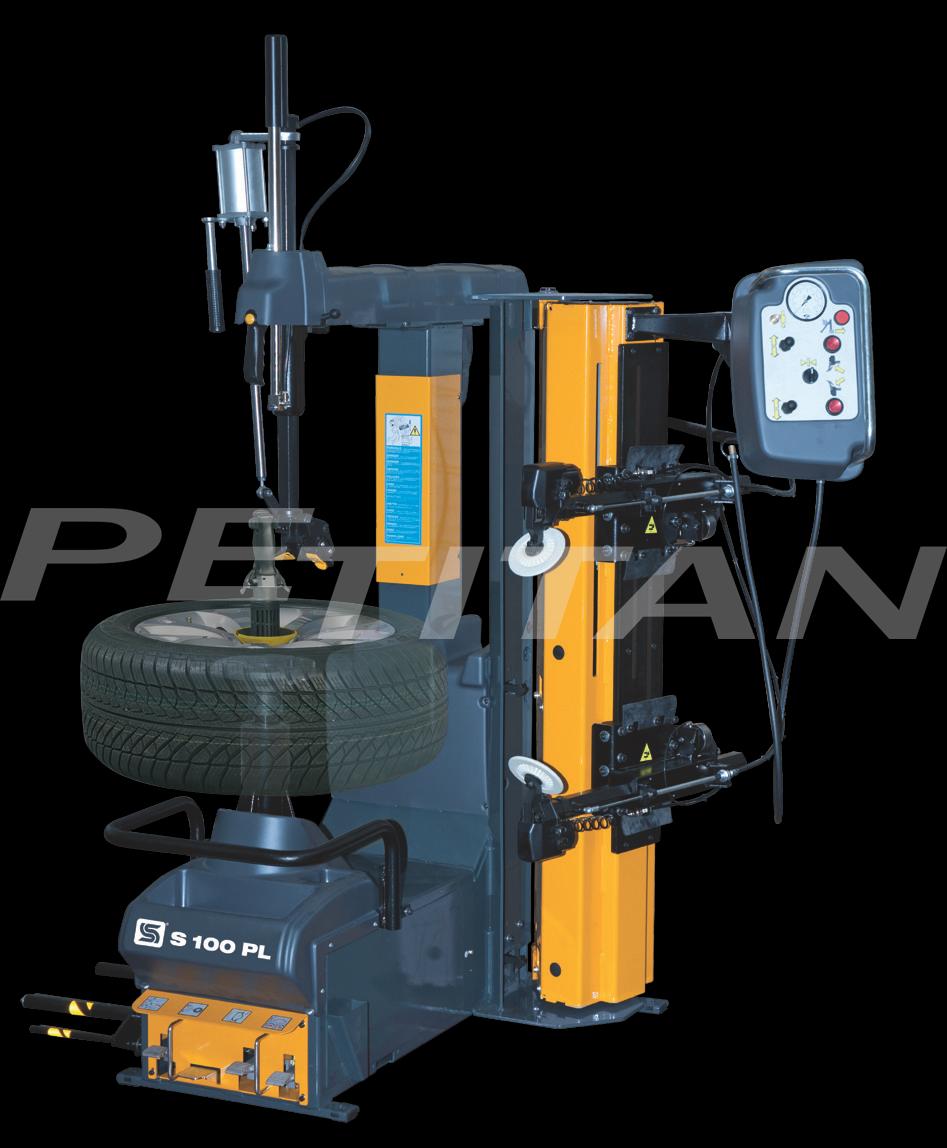 Sice S100 PL bontóvas nélküli kerékszerelő 1