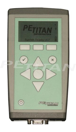 PeTitan személygépkocsi műszaki vizsgasori szett 2