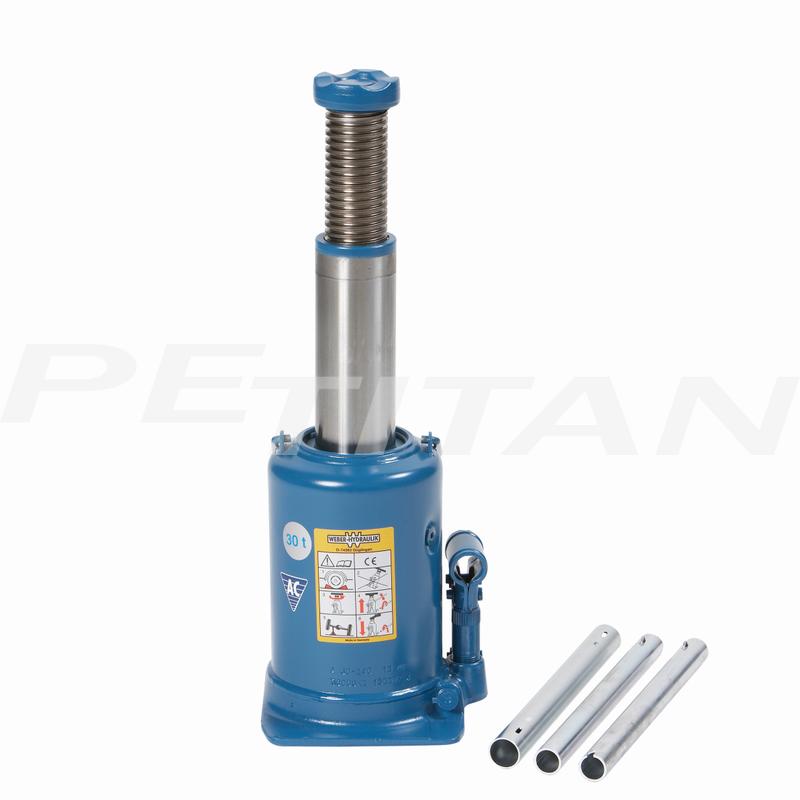 AC Hydraulic TYPE 2 A12-230 palackemelő 1