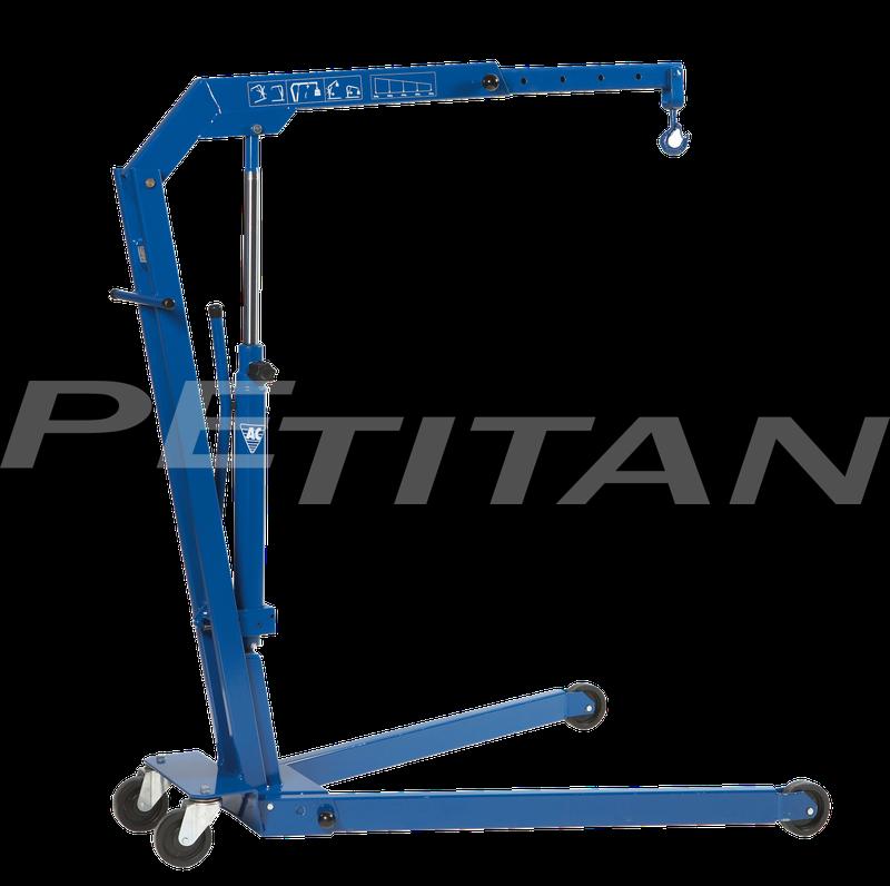 AC Hydraulic WJN5 műhelydaru 1