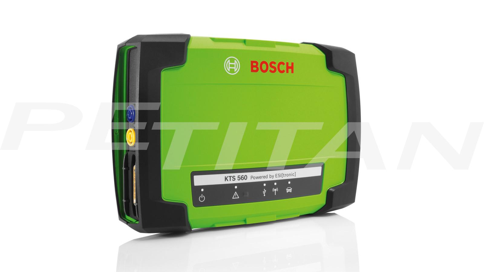 Bosch KTS 560 diagnosztikai műszer 1