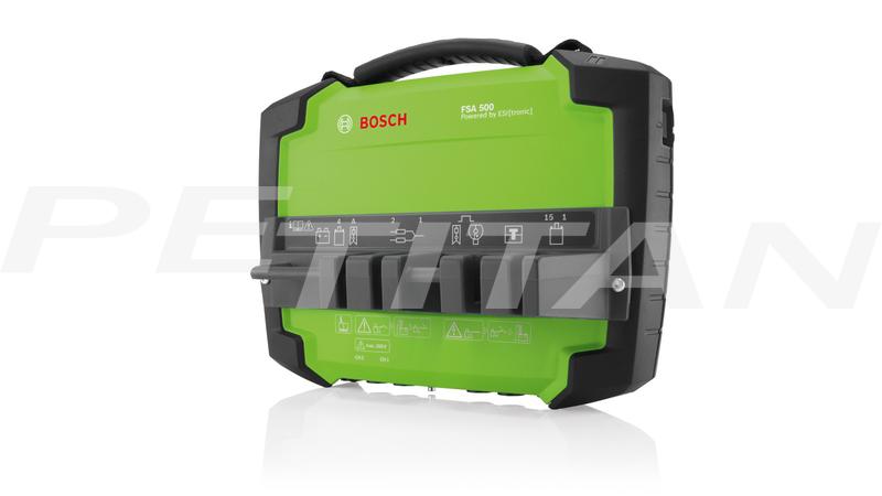 Bosch FSA 500 járműrendszer-mérőmodul 3