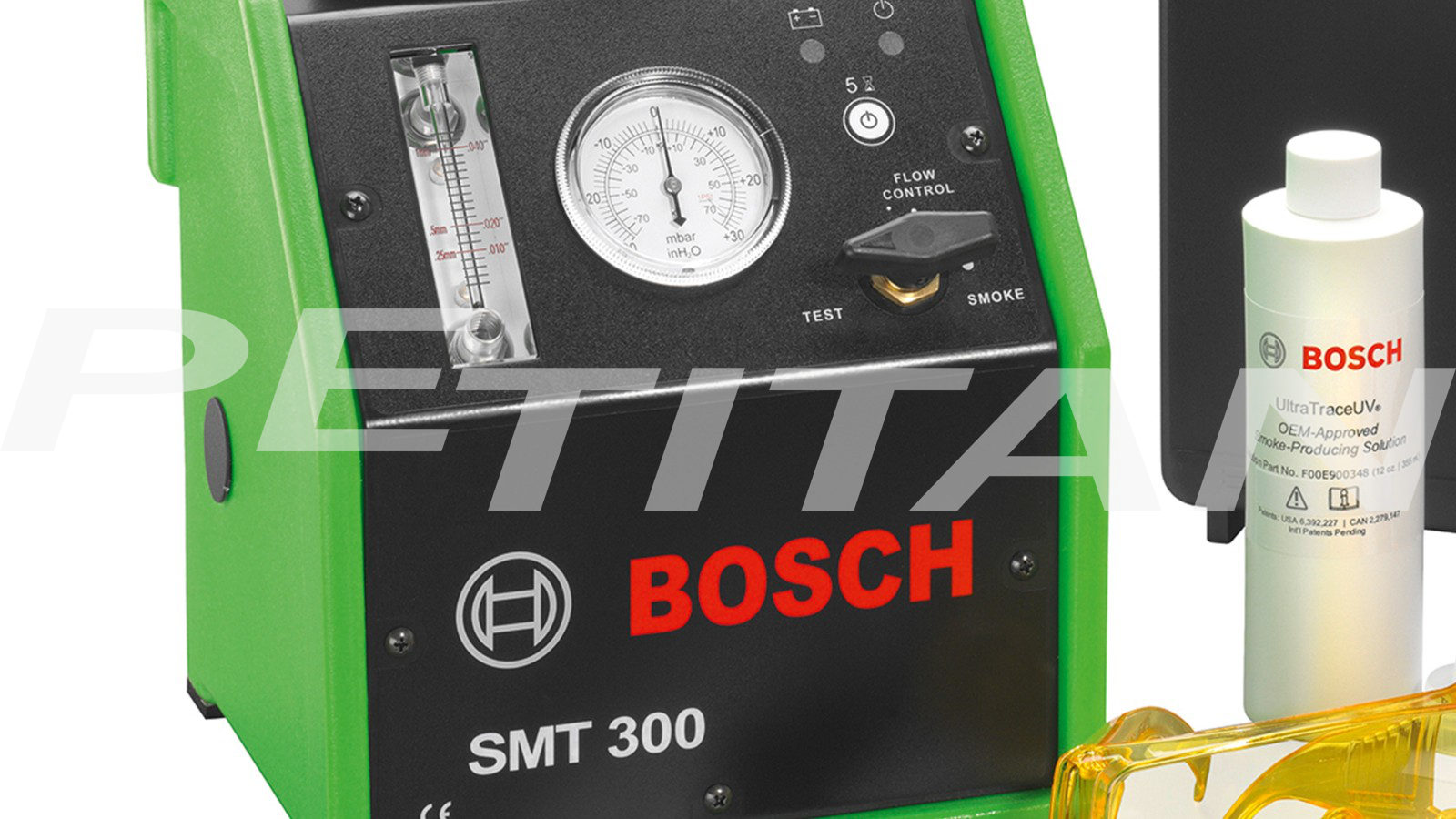 BOSCH SMT300 szivárgásvizsgáló 2