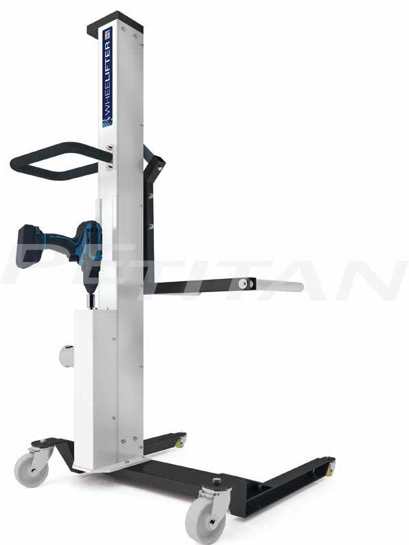 Tecnolux Screwheel kerékemelő 1